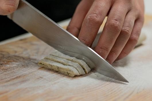 Pasta schneiden