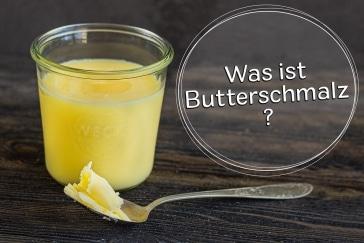 Was ist Butterschmalz