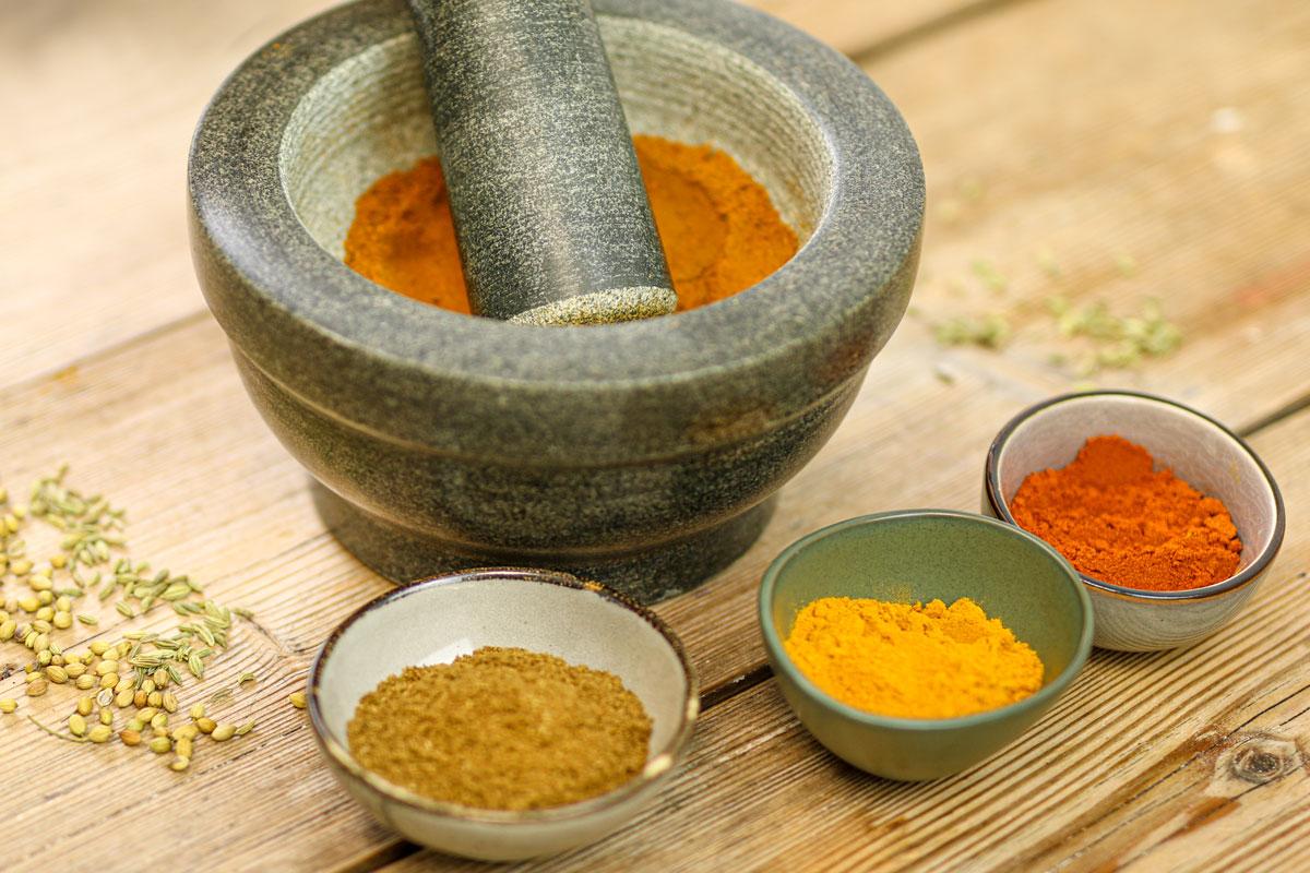 Indisches Curry-Gewürz
