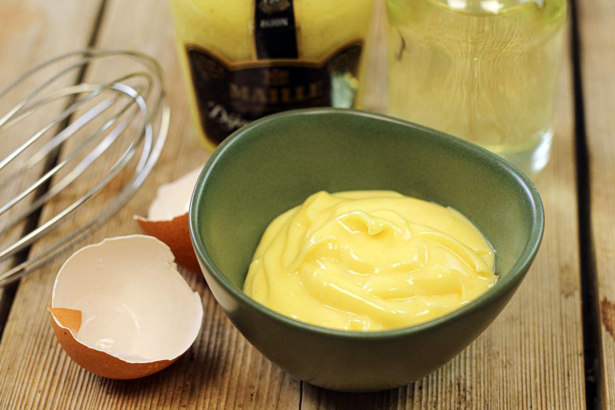 Mayonnaise Grundrezept