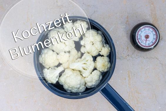 Kochzeit Blumenkohl