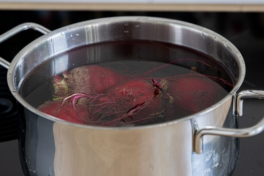Rote Bete kochen