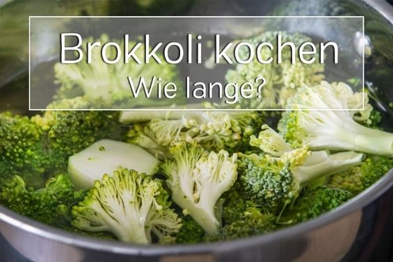 Brokkoli Kochzeit