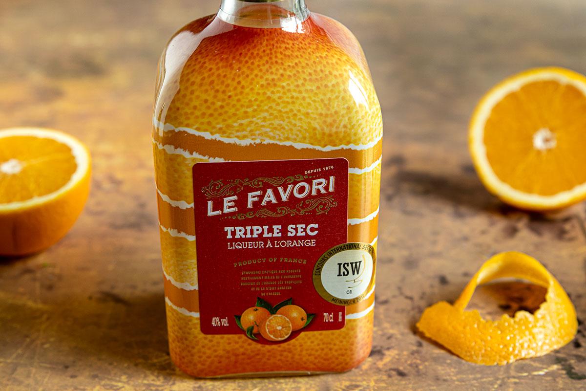 Triple Sec Le Favori