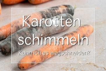 Karotten schimmeln