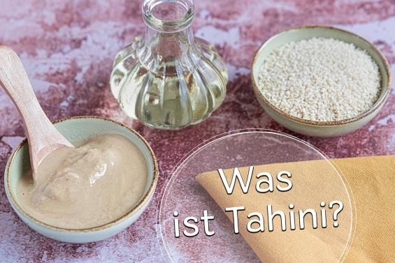 Was ist Tahini - Titel