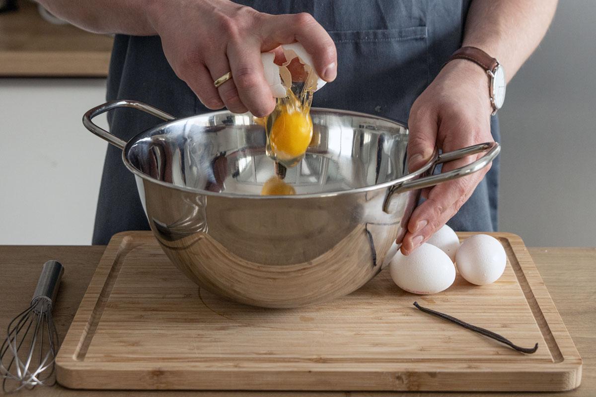 Eierlikör Bestandteil Eier
