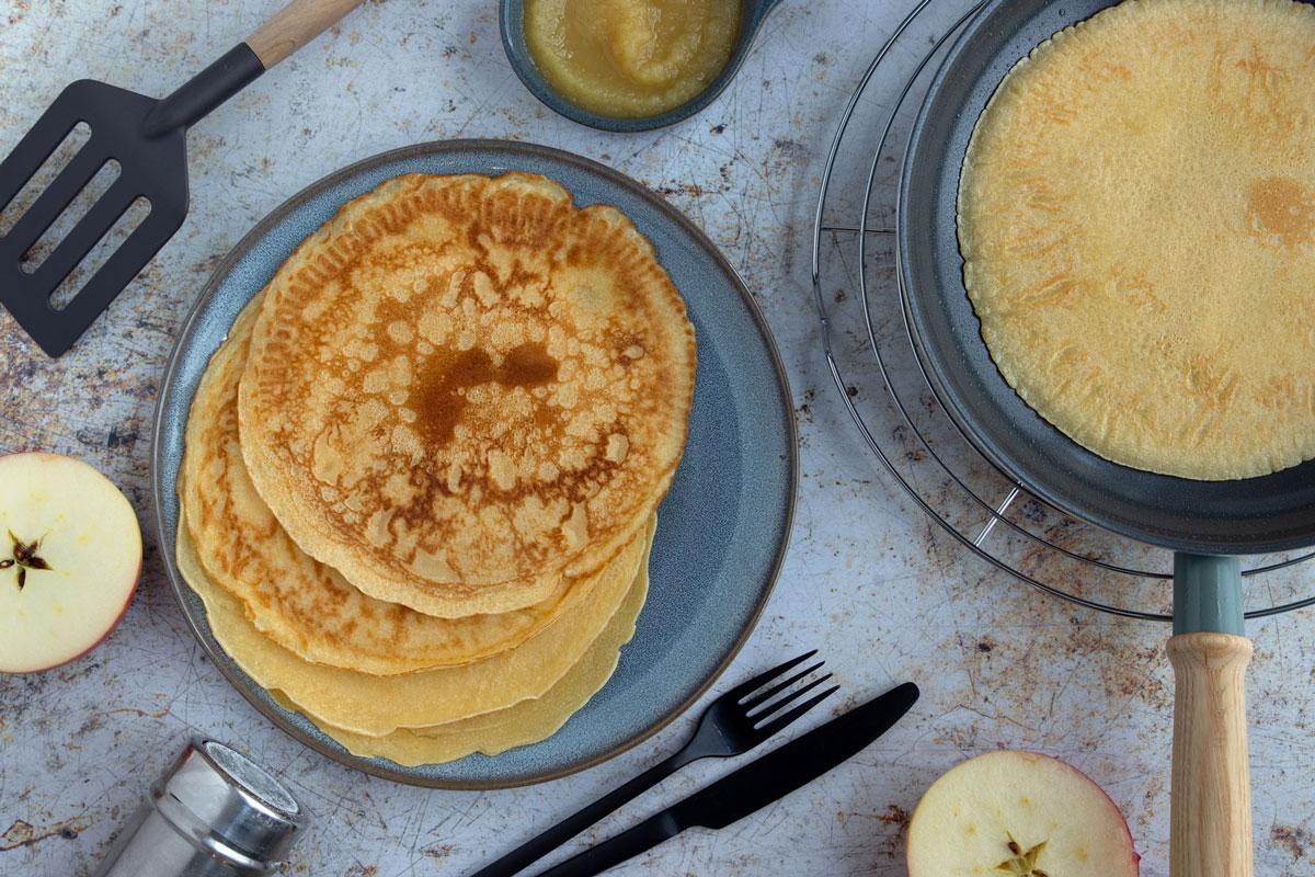 Pfannkuchen fuer zwei