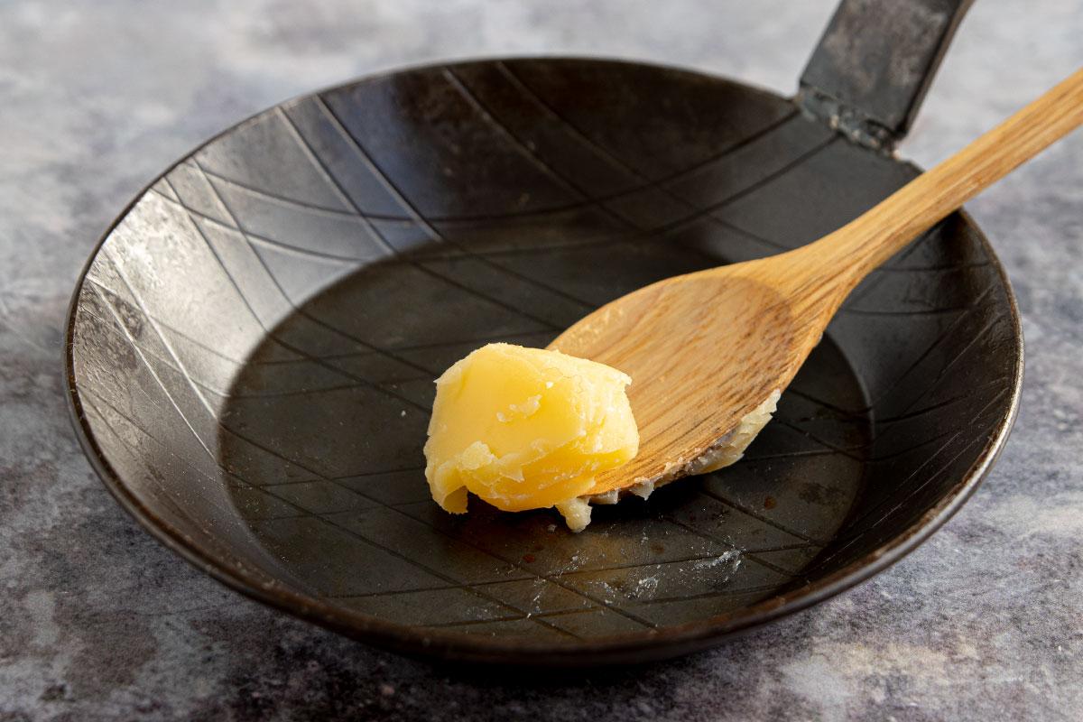 Butterschmalz zum Braten