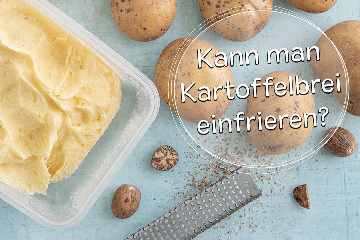 Kartoffelbrei einfrieren - Titel