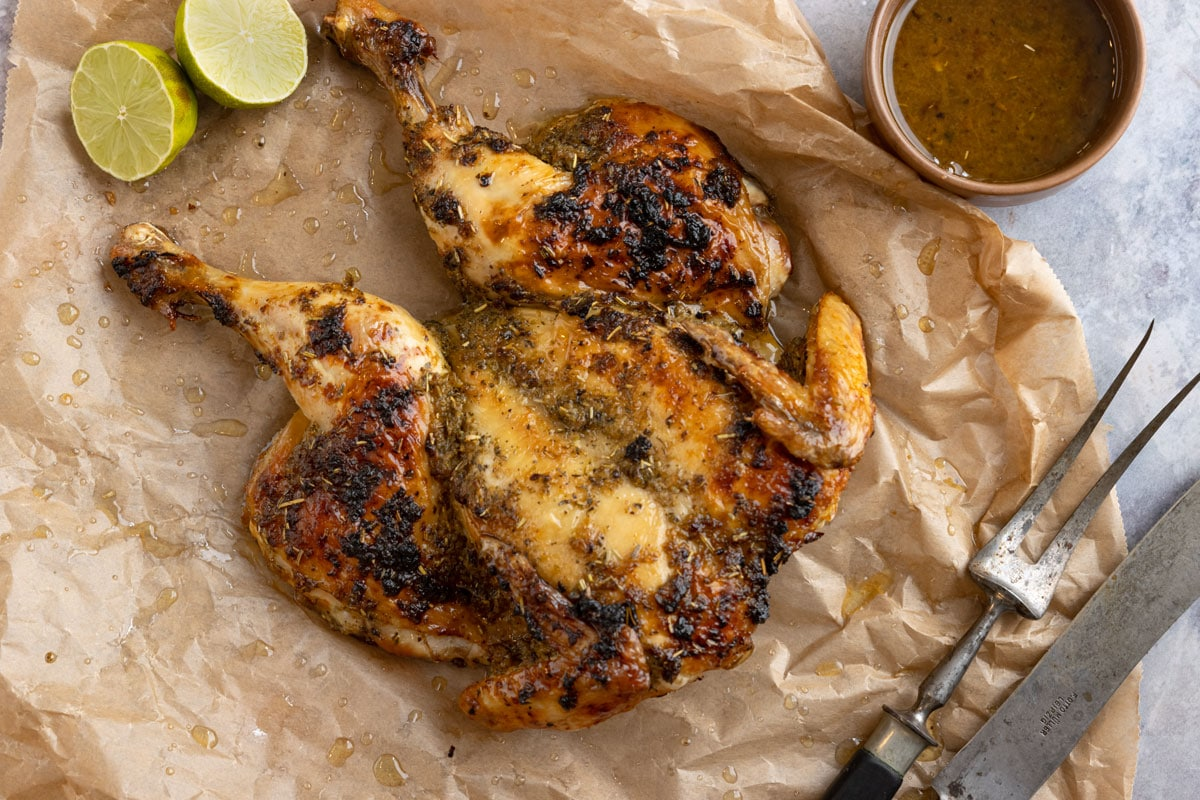 Roadkill Chicken