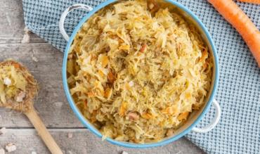 Traditionelles Sauerkraut nach Omas Rezept