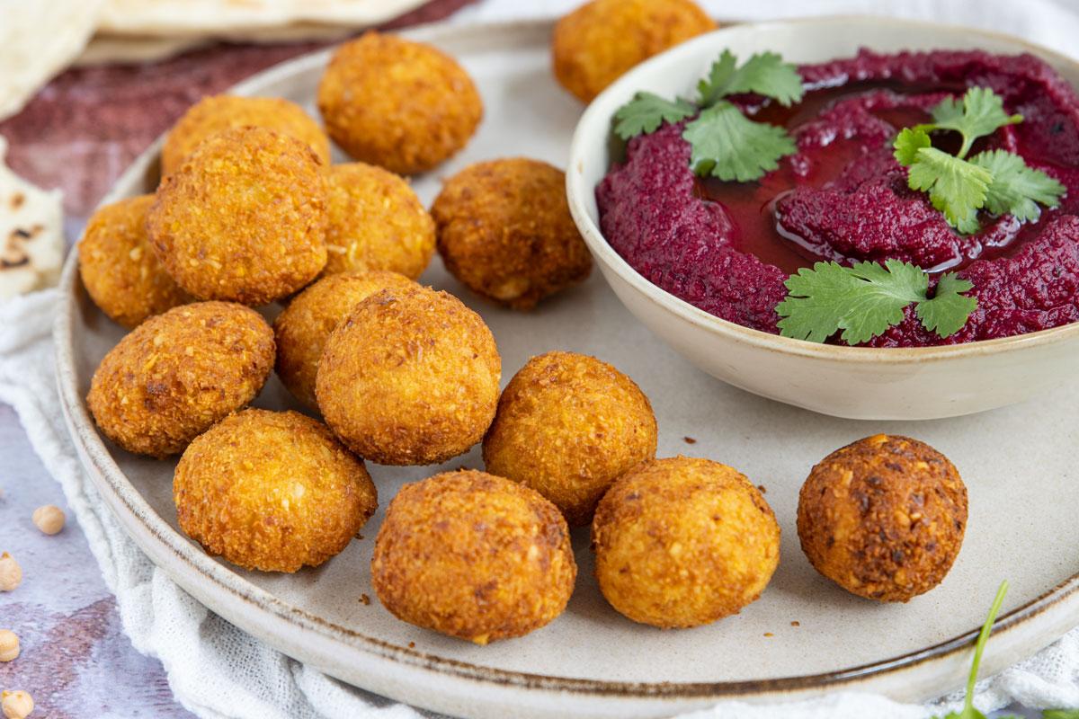 Original arabische Falafel
