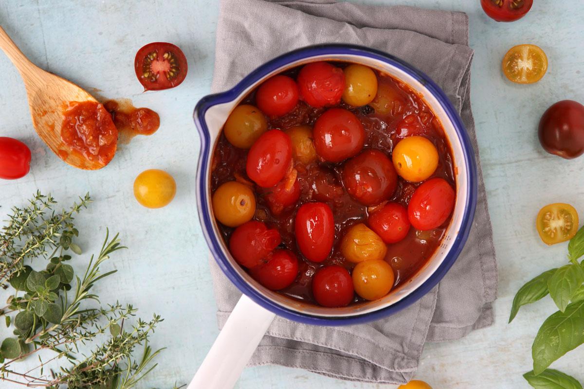 Tomatenragout