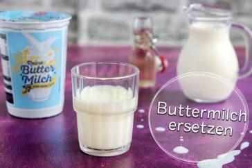 Buttermilch Ersatz