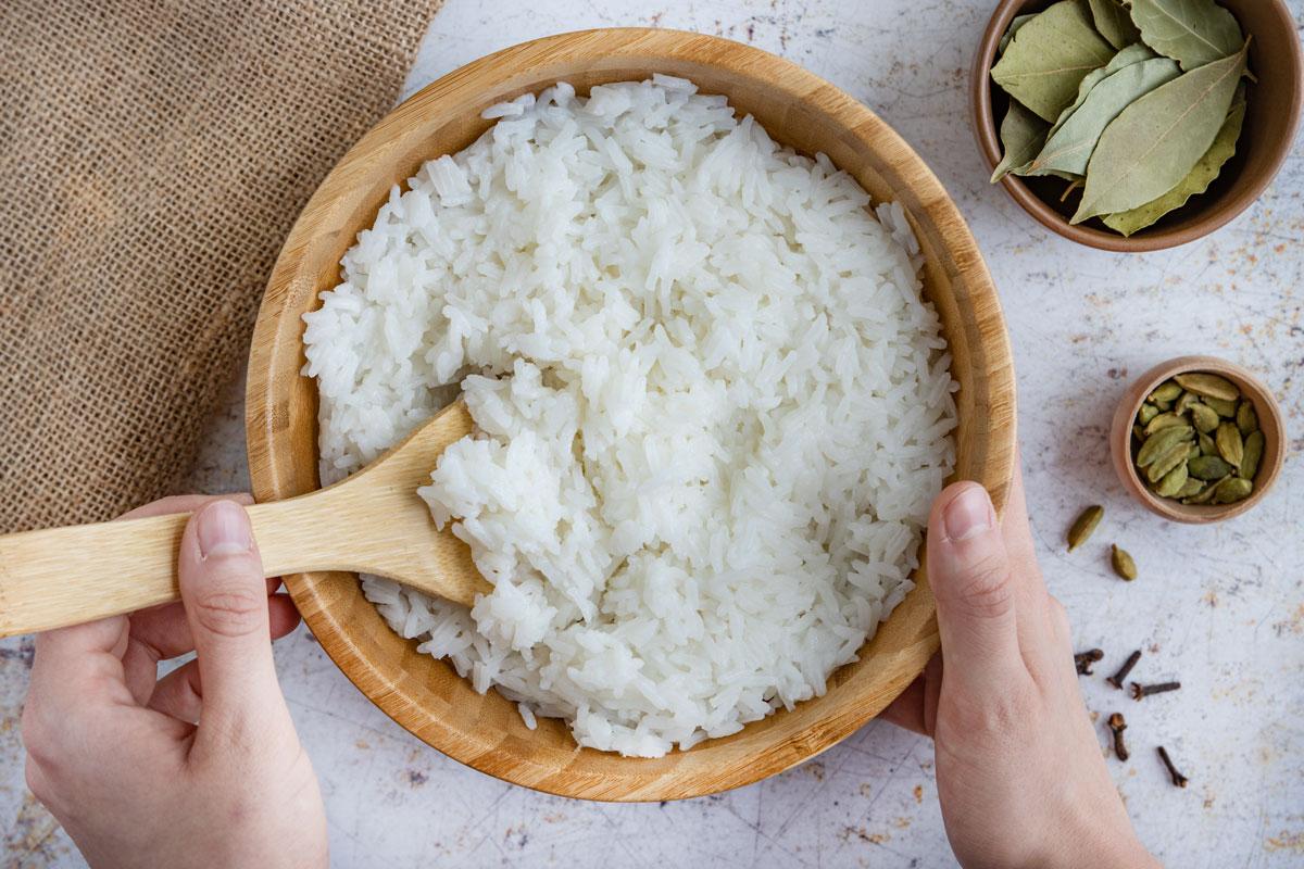 Jasminreis perfekt kochen und zubereiten