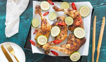 Jamaikanisches Jerk Chicken