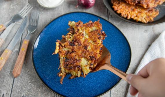 Kartoffelpuffer nach Omas Rezept