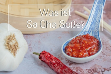 Sa Cha Soße - Titel